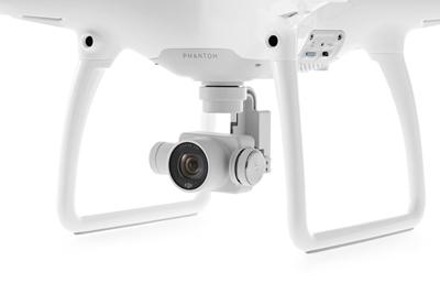 DJI Phantom 4 Camera lens
