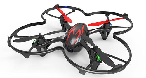 Hubsan Micro X4 H107C Drone met Camera
