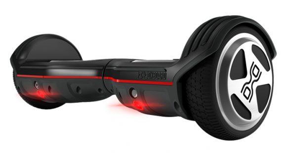 Oxboard Sterkste Hoverboard Mini Segway Zwart
