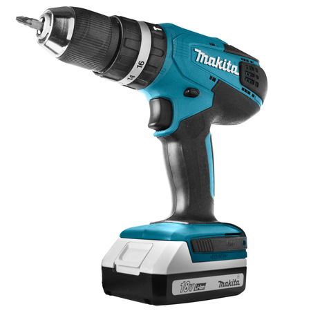 Makita HP457DWEX9 Accuboormachine