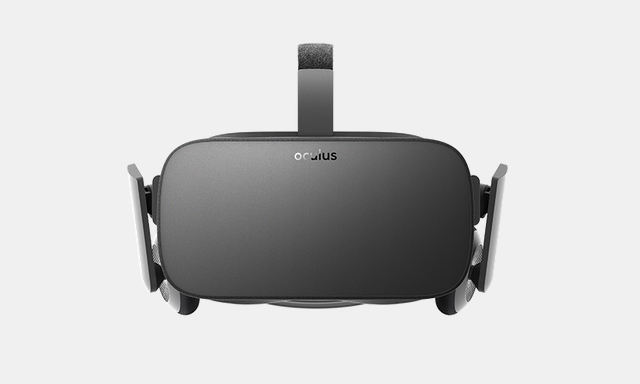 Oculus Rift Virtual Reality Bril