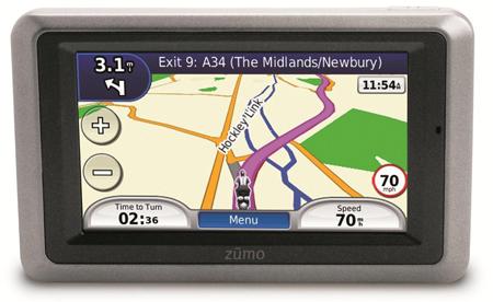 Garmin Zumo 660LM Motornavigatie