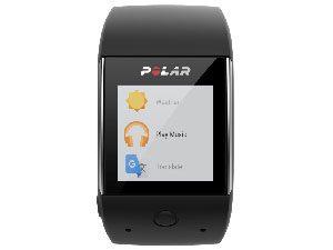 Polar M600 Geïntegreerde MP3 speler