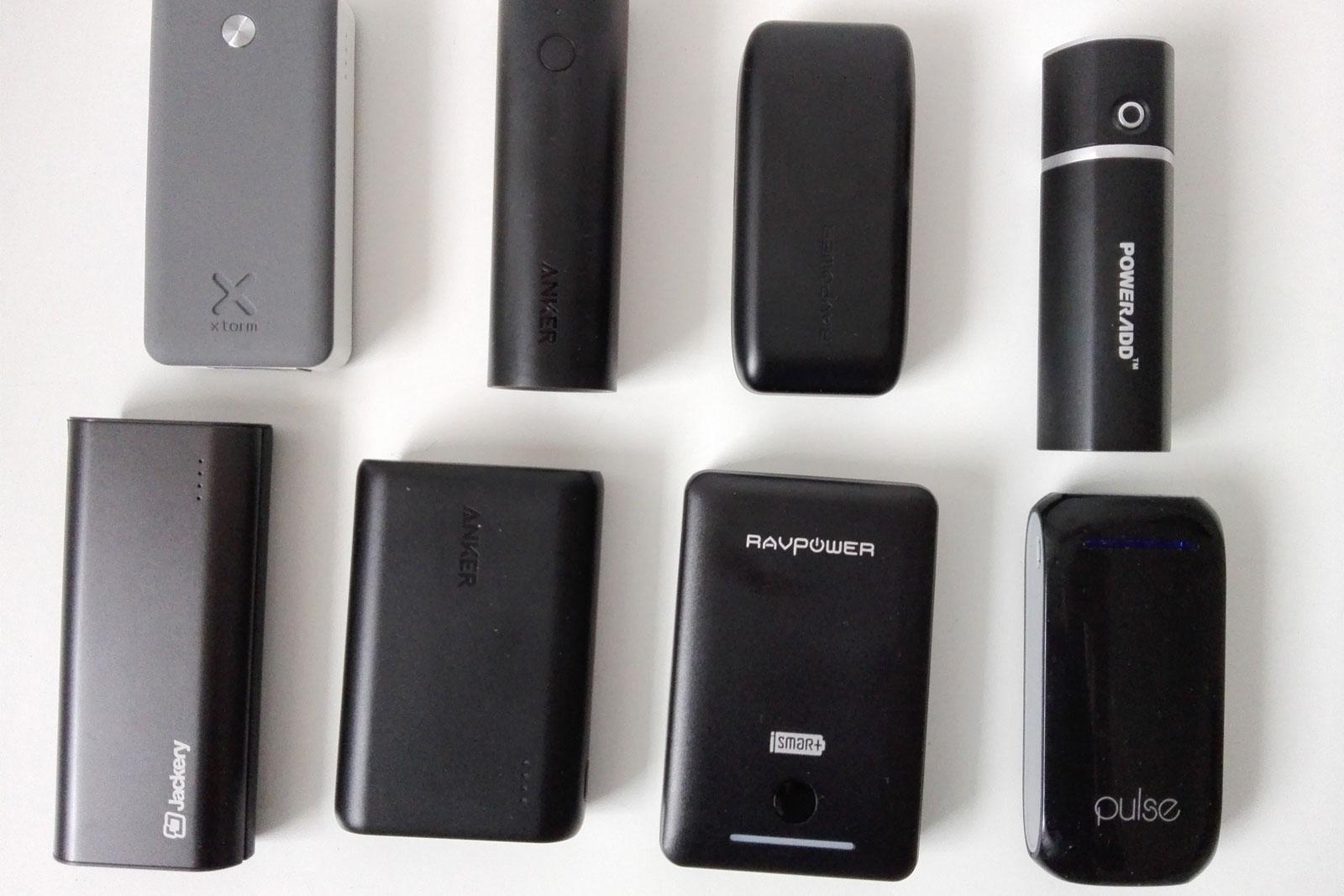 beste powerbank voor smartphone 2019