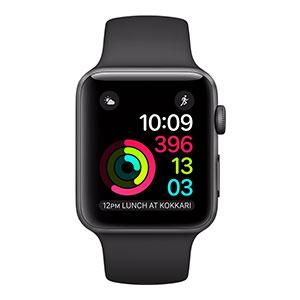 apple watch series 2 activity wheel