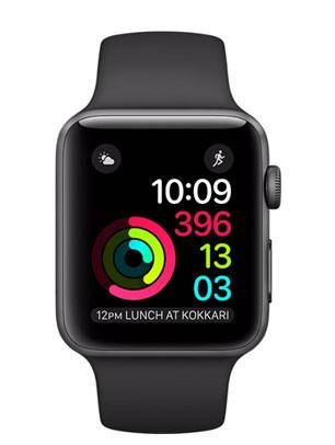 Apple Watch series 1 beste budget smartwatch voor iphone gebruikers
