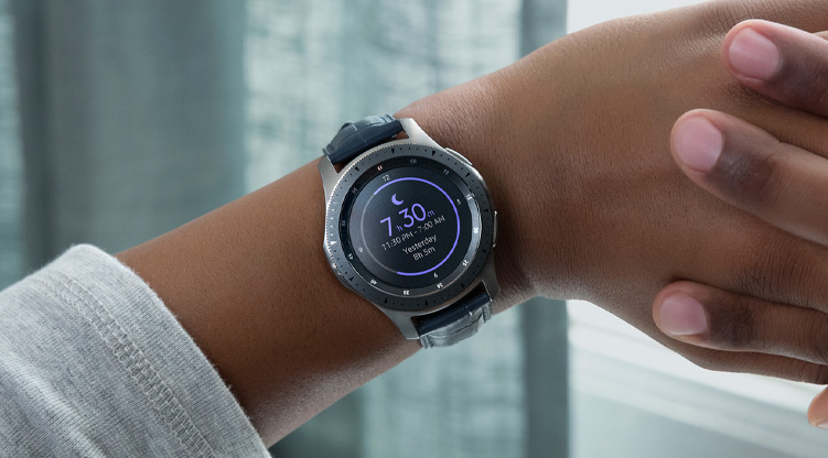 Samsung Galaxy Watch smartwatch voor Android