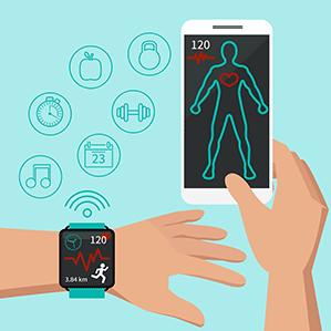 Smartwatch verbinden met smartphone